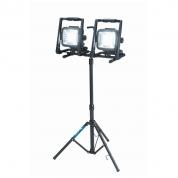 LED šviestuvų rinkinys su stovu MAKITA DEADML805 18V/220V