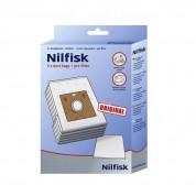 Dulkių filtro maišeliai NILFISK Coupe serijos siurbliams, 5 vnt.