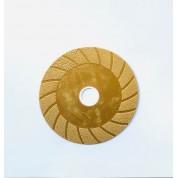 Poliravimo deimantinis diskas D100, 22,2,  100 grūdėtumas