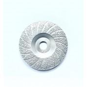Poliravimo deimantinis diskas Ø125 MM SuperTurbo, 100 grūdėtumas FlngeØ22.2