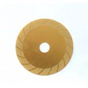 Poliravimo deimantinis diskas turbo D100, 20,0,  100 grūdėtumas