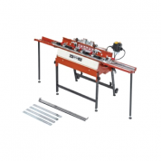 Elektrinės frezavimo staklės Bi-Bulldog ADV, 1.1kW, 230V, 50Hz