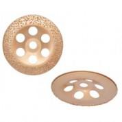 Volframo karbido diskas šlifavimui, Ø115mm, D24