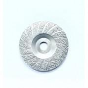 Poliravimo deimantinis diskas Ø125 MM Turbo, 50 grūdėtumas FlngeØ22.2