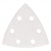 Kibus trikampis šlifavimo popierius MAKITA BO4565 K80