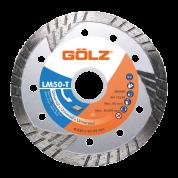 Deimantinis diskas asfaltui GOLZ LM50T 230x22.2mm