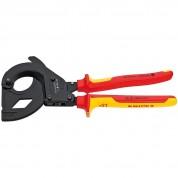 Terkšlinės kabelio žirklės KNIPEX 9536 315A