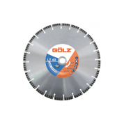 Deimantinis diskas betonui GOLZ LT40 350x25,4mm