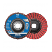 Galutinio šlifavimo diskas PFERD PVZ 125 CO-COOL 60 A / 100 G