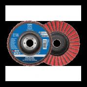Galutinio šlifavimo diskas PFERD PVZ 125 CO-COOL 120 A / 240 F