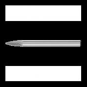 Kietmetalio freza PFERD HM SPG 0307/3 Z5