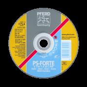 Agresyvaus šlifavimo diskas PFERD E150-7 A24 L PSF