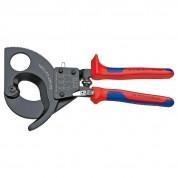 Terkšlinės kabelio žirklės 280mm KNIPEX 9531