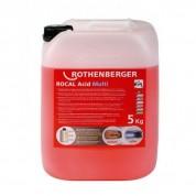 Nukalkinimo skystis ROTHENBERGER RoCal Acid Multi 5,0 kg