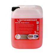 Nukalkinimo skystis ROTHENBERGER RoCal Acid Multi 10,0 kg