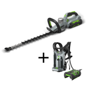 Akumuliatorinės gyvatvorių žirklės EGO Power+ HT5100E 51cm su priedais