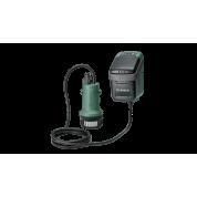 Akumuliatorinis vandens siurblys GardenPump 18 Solo, Bosch (be akum.)