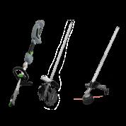 Daugiafunkcinio įrankio pavara su kultivatoriumi EGO Power+ su priedu