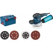 Elektrinis ekscentrinis šlifuoklis GEX 125-150 AVE, Bosch