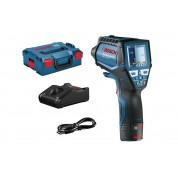 Skaitmeninis termovizorius – drėgmėmatis GIS 1000 C, 1x1.5Ah, Bosch