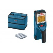 Metalo, medienos ir plastiko ieškiklis D-tect 150 SV, Bosch