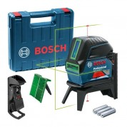 Lazerinis nivelyras GCL 2-15 G, Bosch